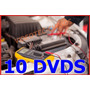 Curso De Eletricista De Carro Auto Elétrico Em Vídeo 10 Dvds