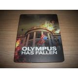 Blu-ray Invasão À Casa Branca (steelbook) - Zavvi (uk) B