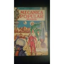 Revista Antigua Mecánica Popular Julio 1950
