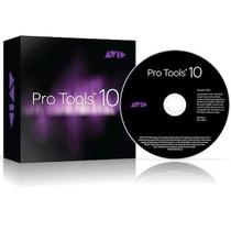 Pro Tools 10 Mac El Capitan + Waves + Instrumentos + Regalo!