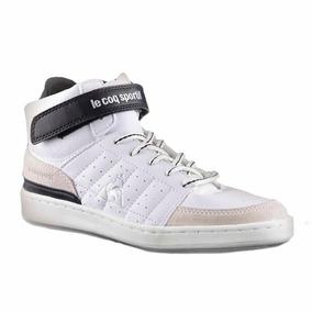 Zapatillas Le Coq Sportif Tuam Syn Niños Blanco/negro
