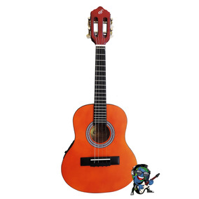 Cavaquinho Cavaco Giannini Eletrico Cs14 Eq Ns Natural Fosco