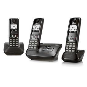 Telefono Inalambrico Gigaset A420a Trio Contestador