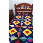 Colchas De Retalho (patchwork) Casal E Solteiro