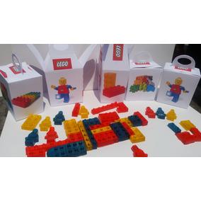 Cajita Lego Gomita Economic Fiesta Cumpleaño Regalo Starwars