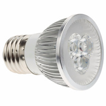 Foco Led De 3 Watts Luz Calida Con Base E-27 B42684