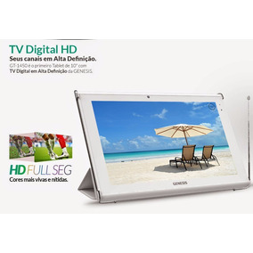 Tablet Genesis Gt-1450 - 10 Pol. - Android 4.4 - Quad-core