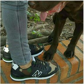 Botas Zapato New Balance Camuflado