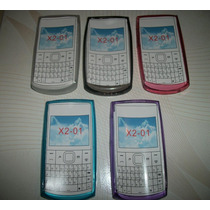 Wwow Protector Tpu Para Nokia X2-01!!!