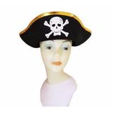 Chapéu Pirata Feltro