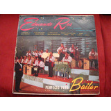 Lp Edmundo Ros Y Su Orquesta - Perfecto Para Bailar - Chile