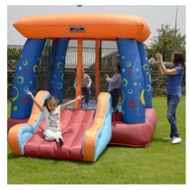 Brincolin Inflable De 3-8 Años My1st Jump N Play