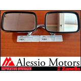 Appia Hardwind 200: Espejo Retrovisor (par)- Alessio Motors