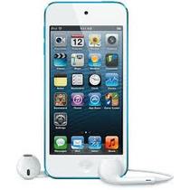 Ipod Touch 32gb 5g Earpods Cable Cargador Nuevos Blanco Azul