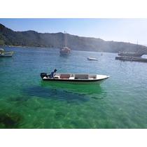 Barco Bote Lancha Fibra Pesca 5,30 Artsol Fabrica Borda Alta