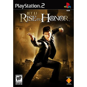 Patch Ps2 - Jet Li Rise To Honor