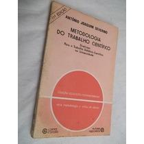 * Livro Metodologia Do Trabalho Cientifico Antonio Joaquim