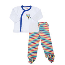 Set Mameluco Pañalero Bebe 3 M Pantalón Playera Unisex