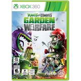 Plantas Vs Zombies Garden Warfare Online - Xbox 360 Fisico