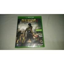 Dead Rising 3 Xbox One Original Lacrado Mídia Física