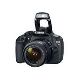 Camara Canon Rebel T5 Digital Fotografica Video Full Hd