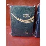 Biblia Reina Valera 1960 Verde Concordancia Y Referencias