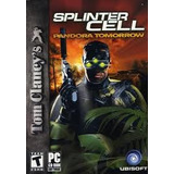 Splinter Cell Stealth Action Redefined Juego Para Xbox