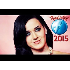 Dvd Show Katy Perry Live Rock In Rio 2015 Frete Grátis