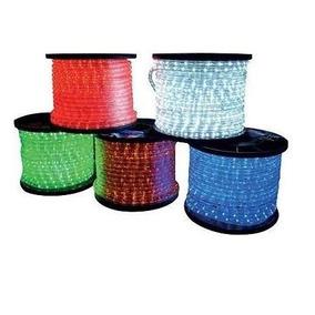 Mangueira Luminosa Led 220v Flexível Alto Brilho Uso Externo