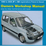 Manual De Taller Peugeot Partner Y Berlingo