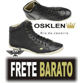 Bota, Sapatenis, Tenis Osklen Masculino / Feminino Original