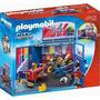 Playmobil 6157 Taller De Motos - Original Jugueteriapalermo