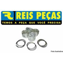 Pistão C/anéis Gol/parati 1.0 16v - Medida 0,50mm Jogo
