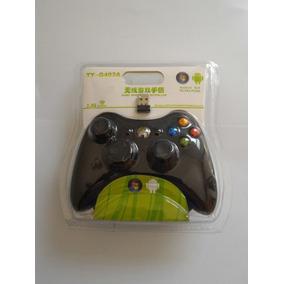 Controle Xbox 360 Pc Wireless Jogosps3 E Xbox Pronta Entrega