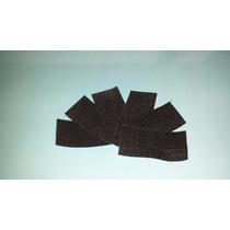 Feltro Para Espatula De Silicone Envelopamento 10 Pçs 10x5cm