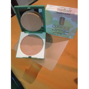 Clinique Original Polvo Compacto Superpowder (doble Efecto)