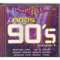 Cd Super Hits - Anos 90