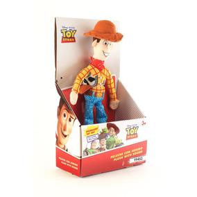 Peluche Woody Con Sonido Toy Story 30cm Original Educando