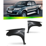 Paralama Hilux Sw4 Srv 2012 2013 2014 2015 Pick Up Novo