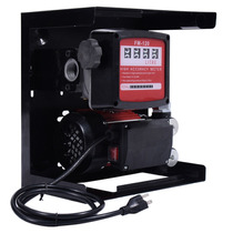 Bomba Transferencia Diesel,aceite, Gasolina 16gpm 110v Meter