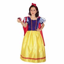 Disfraz Princesa Disney Bella Aurora Blancanieves Cenicienta