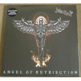 Judas Priest Angel Of Retribution 2 Lp British Painkiller