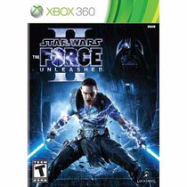 Manual Instruções Star Wars The Force Unleashed Ii Xbox 360
