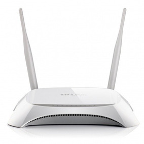Roteador Tp-link Tl-mr3420 Wireless 3g/4g 4 Portas Lan