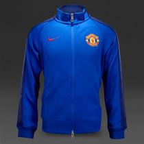 Nike Manchester United Chamarra N98 De Adulto