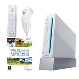 Consola Nintendo Wii Blanca Con Wii Sports