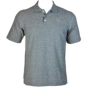 Camiseta Polo Fila New Classic Tenis Remera De Hombre