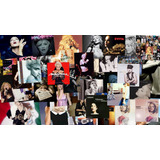 Colección Cds + Dvds Madonna