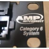 Patch Panel Original Amp Cat6 24 Portas