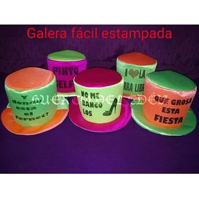 Galera Flúor Cotillón Pack X 10
